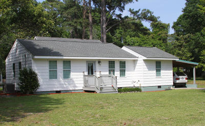 Wilmington NC Single Family Home For Sale: $219,000