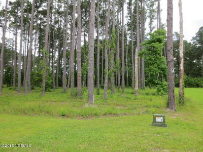 Beaufort NC Residential Lots & Land For Sale: $34,500