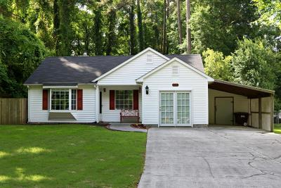 Jacksonville Single Family Home For Sale: 199 S Creek Drive