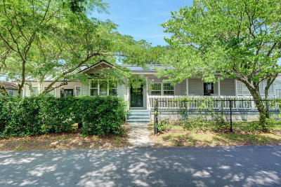 Harkers Island Single Family Home For Sale: 131 Old Ferry Dock Road