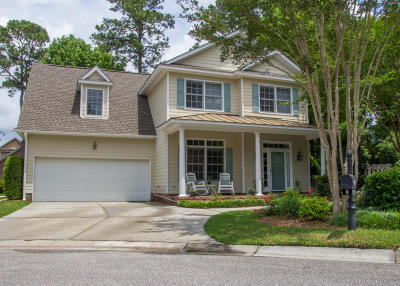 Wilmington Single Family Home For Sale: 4907 Dewars Circle
