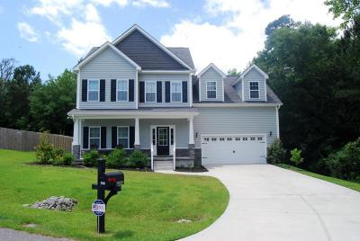 Onslow County Single Family Home For Sale: 500 Pepperwood Lane