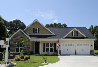 Southport Single Family Home For Sale: 3826 Timber Stream Drive