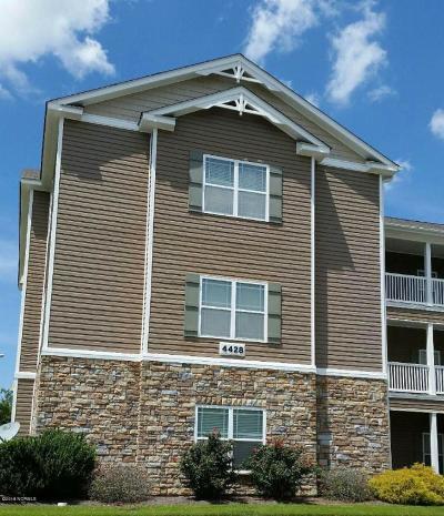 Greenville Condo/Townhouse For Sale: 4428 Bluebill Drive #7