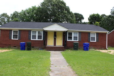 Greenville NC Multi Family Home For Sale: $250,000