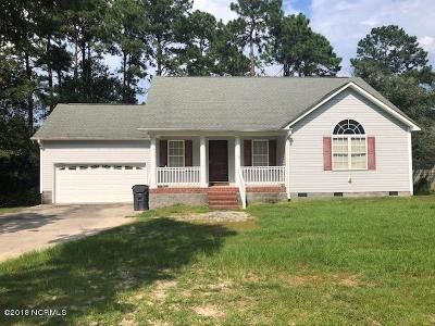 Southport Single Family Home For Sale: 2540 Lumberton Road