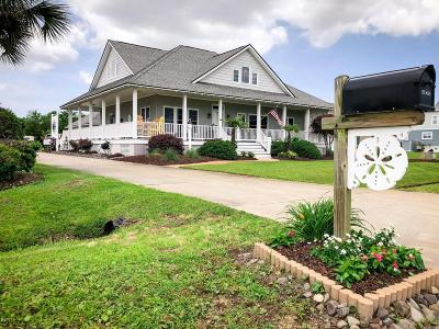 Newport Single Family Home For Sale: 506 Blue Heron Drive