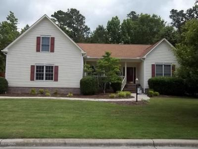 New Bern NC Single Family Home For Sale: $264,900