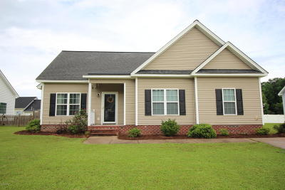 Winterville Single Family Home For Sale: 1241 Bristolmoor Drive