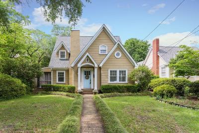 Wilmington Single Family Home For Sale: 2213 Chestnut Street