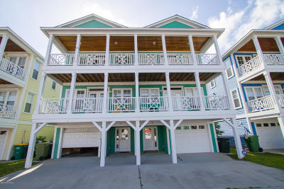 Kure Beach Condo/Townhouse For Sale: 229 Fort Fisher Boulevard N #A