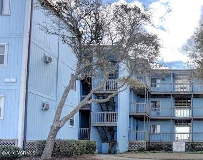 Onslow County Condo/Townhouse For Sale: 2264 New River Inlet Road #104