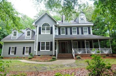 Wilmington Single Family Home For Sale: 142 Bradley Pines Drive