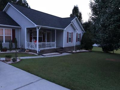 Jacksonville Single Family Home For Sale: 108 Stepping Stone Trail
