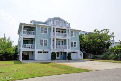 Wrightsville Beach Single Family Home For Sale: 101 Parmele Boulevard