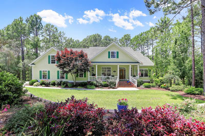 Southport Single Family Home For Sale: 4204 Westland Lane
