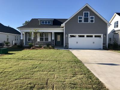 Sneads Ferry Single Family Home For Sale: 417 Pebble Shore Drive