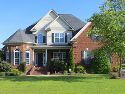 Winterville Single Family Home For Sale: 955 Van Gert Drive