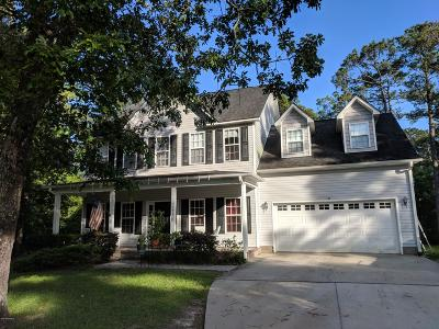Swansboro Single Family Home For Sale: 122 Forest Lane