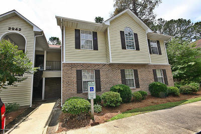 Greenville Condo/Townhouse For Sale: 2942 Mulberry Lane #C