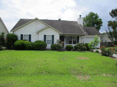 Jacksonville Single Family Home For Sale: 331 Palamino Trail