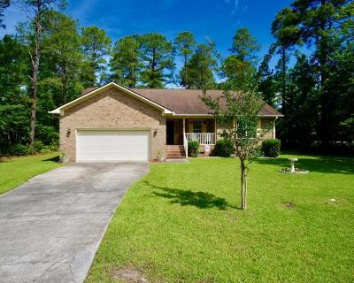 New Bern Single Family Home For Sale: 902 Caroline Court