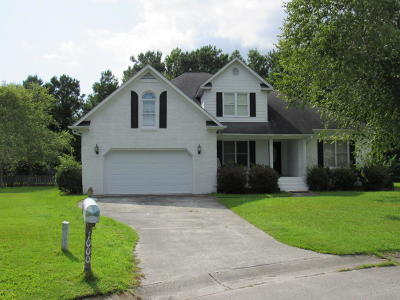 Wilmington Single Family Home For Sale: 1000 Butternut Court