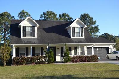 Ocean Isle Beach Single Family Home For Sale: 113 Pine Lake Circle SW