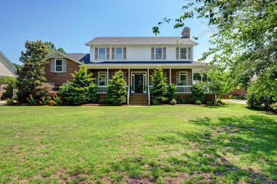 Wilmington Single Family Home For Sale: 518 Rivage Promenade