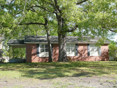 Onslow County Single Family Home For Sale: 508 Sioux Drive