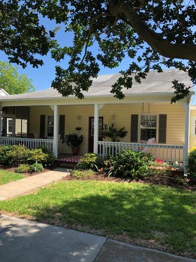 Morehead City Single Family Home For Sale: 1609 Evans Street