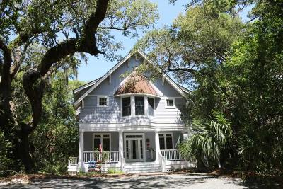 Bald Head Island Single Family Home For Sale: 2 Pintail Court