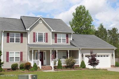Jacksonville Rental For Rent: 403 Rae Court