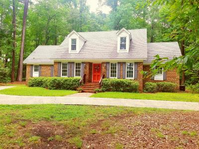 Greenville Single Family Home For Sale: 3205 Evans Street S #Ext