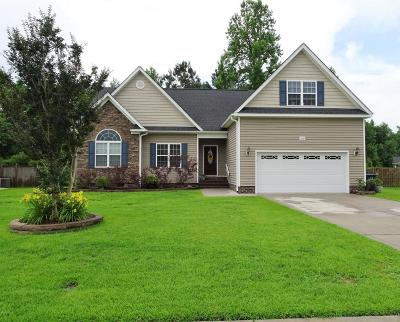 Onslow County Single Family Home For Sale: 209 Armistead Way