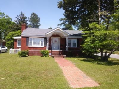 Whiteville NC Single Family Home For Sale: $124,999