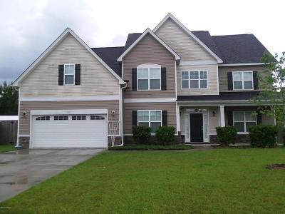 Jacksonville Rental For Rent: 119 Stone Gate