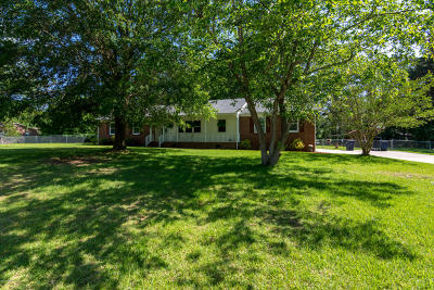 Jacksonville Single Family Home For Sale: 506 Greenbriar Drive