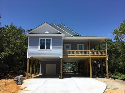 Oak Island Single Family Home Active Contingent: 221 NE 34th Street