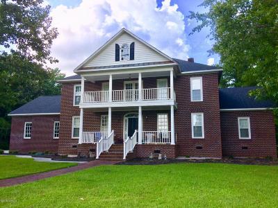 Jacksonville Single Family Home For Sale: 200 Drayton Hall