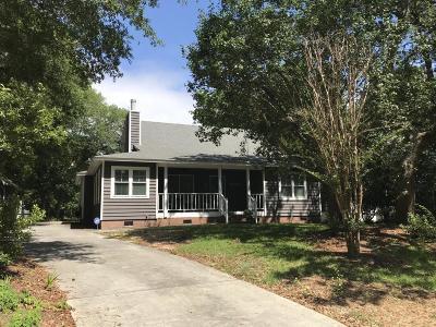 Oak Island Single Family Home For Sale: 116 SE 20th Street