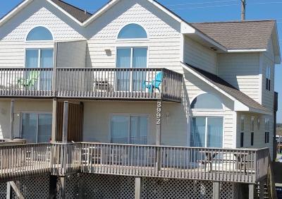 North Topsail Beach, Surf City, Topsail Beach Condo/Townhouse For Sale: 3992 Island Drive