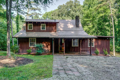 Rocky Mount Single Family Home For Sale: 3212 Briarfield Road