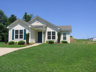 Nash County Single Family Home For Sale: 2217 Sawgrass Road