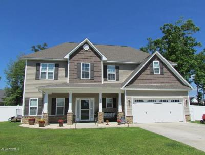 Winterville Single Family Home For Sale: 459 Barrel Drive