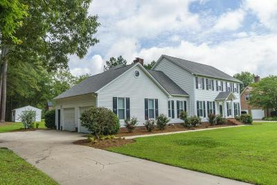 Winterville Single Family Home For Sale: 1156 Davenport Place
