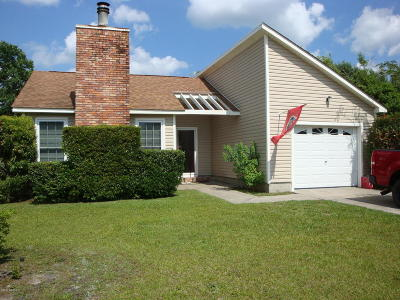 Havelock NC Single Family Home For Sale: $112,500