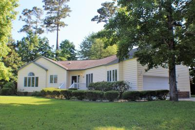 Beaufort Single Family Home For Sale: 103 Opal Court