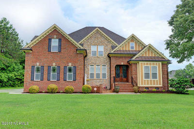 Hampstead Single Family Home For Sale: 112 Summerset Landing