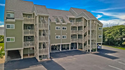 Oak Island Condo/Townhouse For Sale: 1000 Caswell Beach Road #1607
